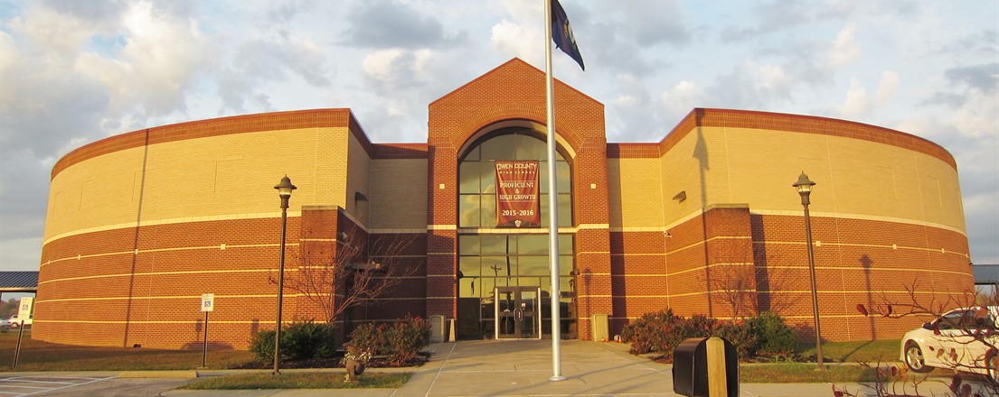 Owen County High School