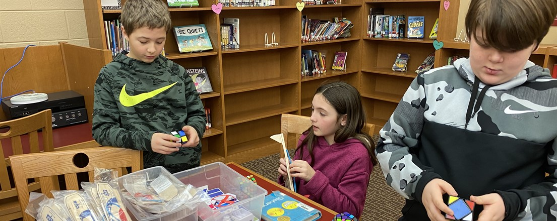 Media Center MakerSpace