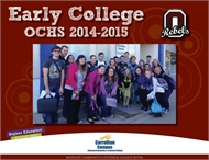 2015 Early College Cohort